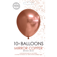 Chrome Mirror Balloons