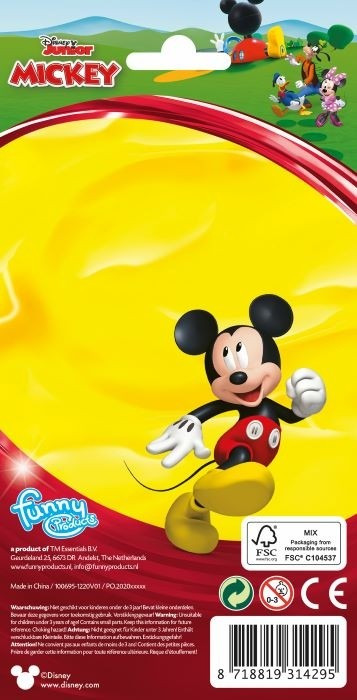 Twinkle Sheet Mickey Mouse