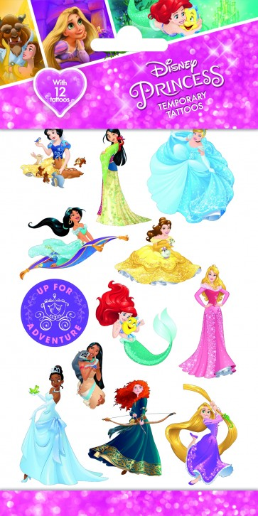 Tattoos Disney Princess