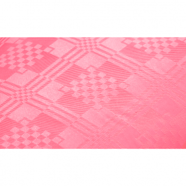 Paper tablecover 1,19x8m hot pink