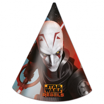 6 Hats - Star Wars Rebels