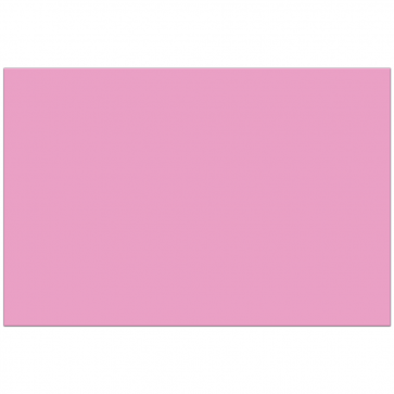 Plastic Tablecover 120x180cm - Unicolor pink
