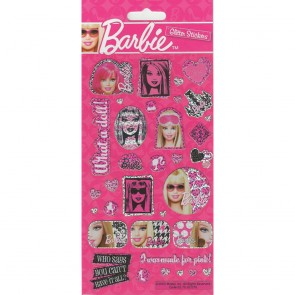 Large Foil Stickers  - Barbie