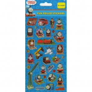 Large Foil Stickers - Thomas & Friends
