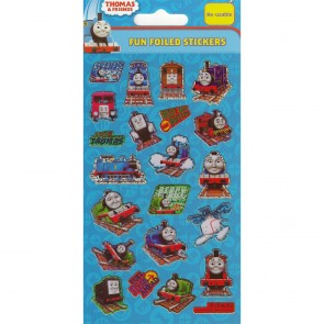 Small Foil Stickers - Thomas & Friends
