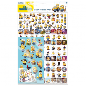 Mega pack Stickers - Minions
