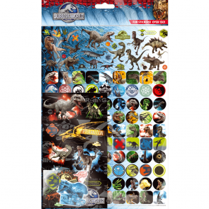 Mega pack Stickers - Jurassic World