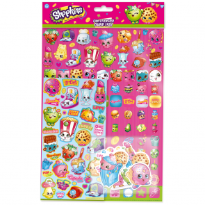 Mega pack Stickers - Shopkins