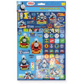 Mega pack Stickers - Thomas & Friends