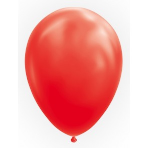 """25 Balloons 12"""" red"""