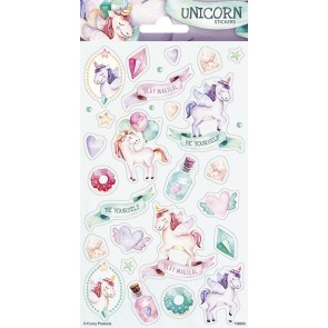 Twinkle Sheet Unicorns