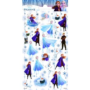 Paper Sheet Frozen II