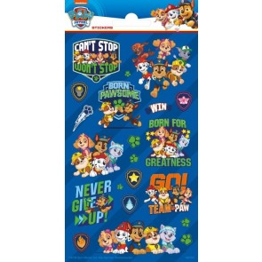 Paper Sheet Paw Patrol (Most Valuable Pups)