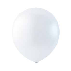 100 balloons, 12'' - clear (transparent)
