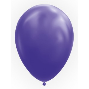 "50 Balloons 12"" purple"