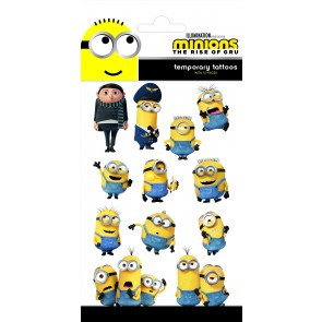 Tattoos Minions II