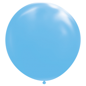 "1 Giant balloon 72"" light blue"