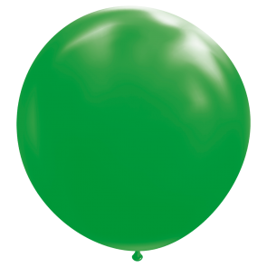"1 Giant balloon 72"" green"