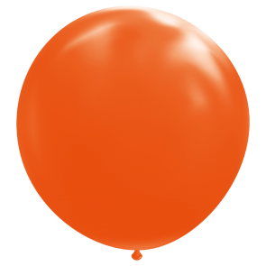 "1 Giant balloon 72"" orange"