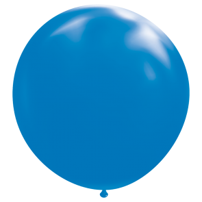 "1 Giant balloon 72"" blue"