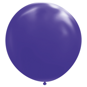 "1 Giant balloon 72"" purple"