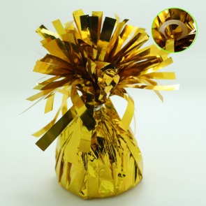 Foil balloonweight - gold
