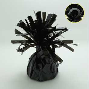 Foil balloonweight - black