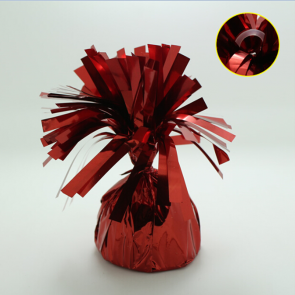 Foil balloonweight - red