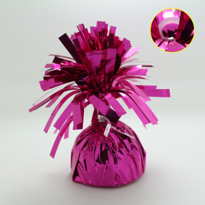 Foil balloonweight - hot pink