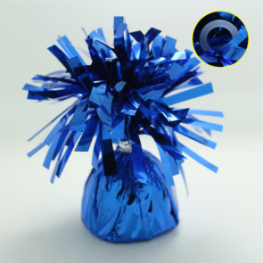 Foil balloonweight - royal blue
