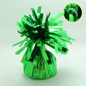 Foil balloonweight - green