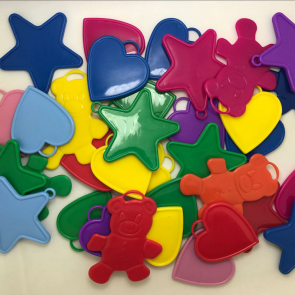 100 weights 12 gr - astd shapes and colors