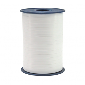 Ribbon 500m x 5mm White