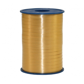 Ribbon 500m x 5mm Gold