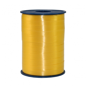 Ribbon 250m x 10mm Yellow