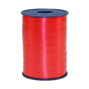 Ribbon 250m x 10mm Red