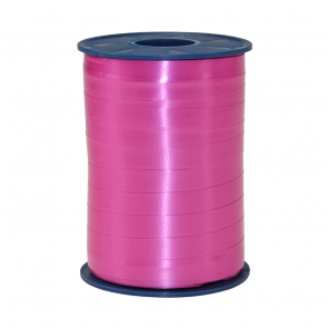Ribbon 250m x 10mm Hot pink