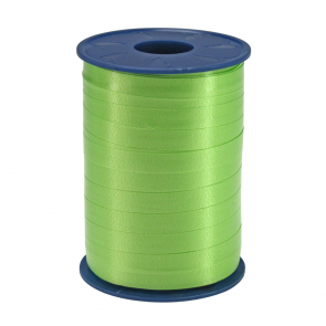 Ribbon 250m x 10mm Apple green