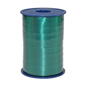Ribbon 250m x 10mm Dark green