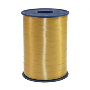 Ribbon 250m x 10mm Gold