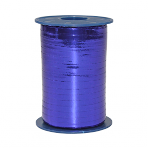 Ribbon 250m x 5mm Metallic - blue