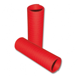 Streamers 20x 4m Flameproof - red