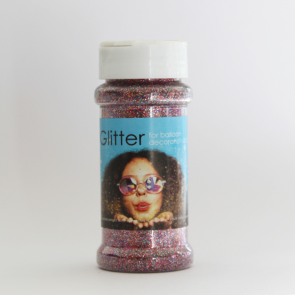 100 gram glitter - assorted colors