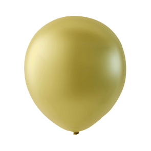 100 balloons, 5'' - pearl ivory