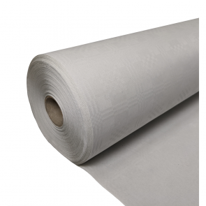 Paper tablecover 1,19x100m white