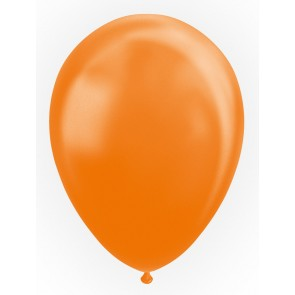 "10 Balloons 12"" pearl orange"