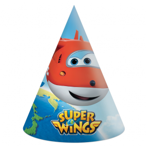 6 Hats - Super Wings