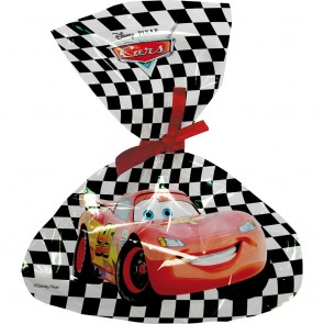 6 Candy Bags - Cars