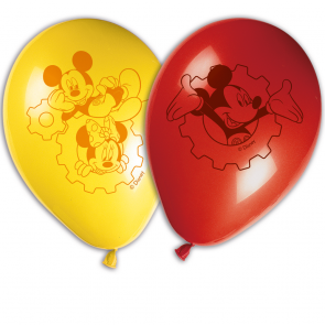 8 11 inches  Printed Balloons  - Mickey