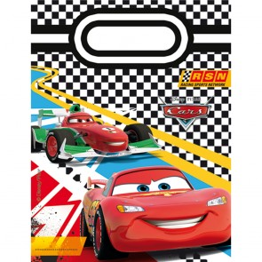 6 Party Bags - Cars RSN